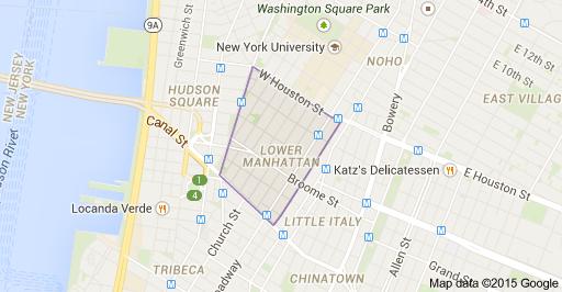 SoHo New York, NY, USA